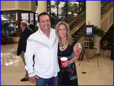 Arizona Kenny Tsak and his beautiful wife Andrea