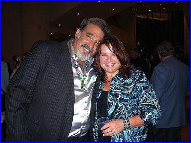 Talking about attractive people - Richard and Lisa Del Grosso fit the bill
