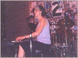 Miss Marcia Ball