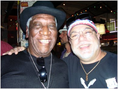 Big Pete Peterson and Pete the Blewzzman