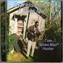 Tom Bluesman Hunter CD Review