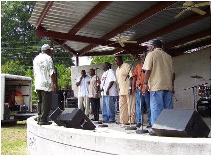 Floyd Chapel Baptist Gospel Group