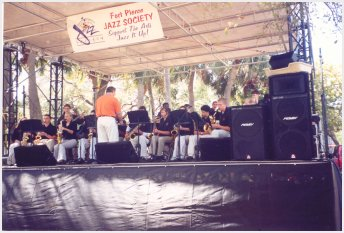 Lincoln Park Academy Jazz Band