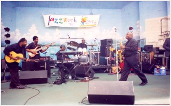 Ossie Wright And The Groove Masters