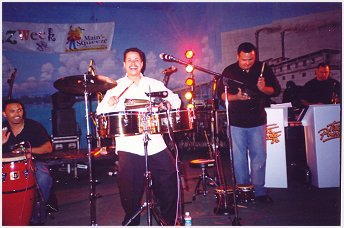 Tito Puente Junior
