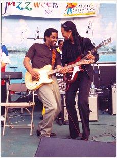 Kenny Neal & Deborah Coleman