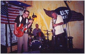 Terry Hanck Blues Band