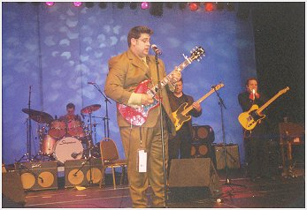 NICK MOSS AND THE FLIPTOPS