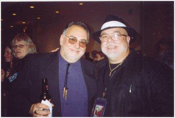 DUKE ROBILLARD and PETER