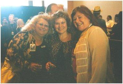 Andra Faye and Pat Pepin