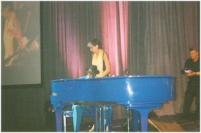 Marcia Ball & Pinetop Perkins