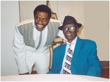 Kenny Neal and Pinetop Perkins