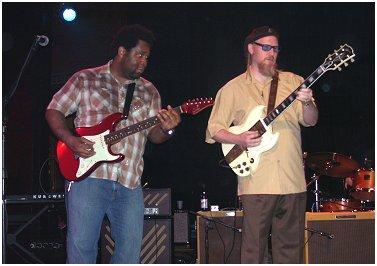 Kirk Fletcher and Rusty Zin