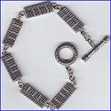Double Octave Multilink Bracelet