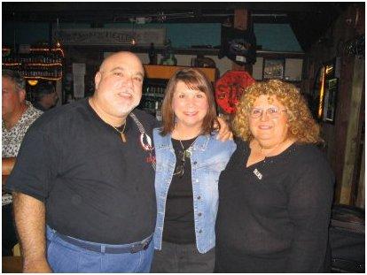 Pete, Bonnie, Rose