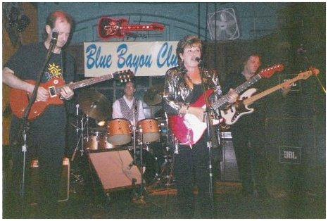EG Kight Band