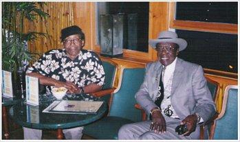 Willie Smith & Bob Stroger