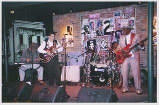 Legendary Blues Band Reunion